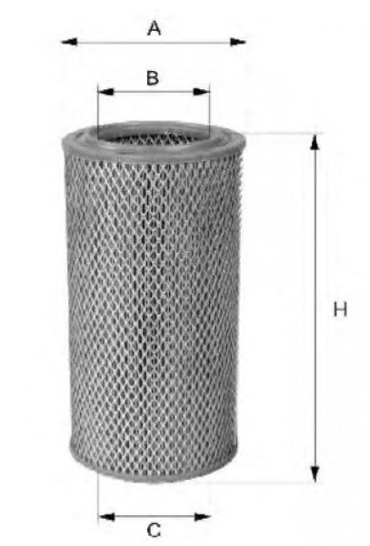 Воздушный фильтр SL8344F