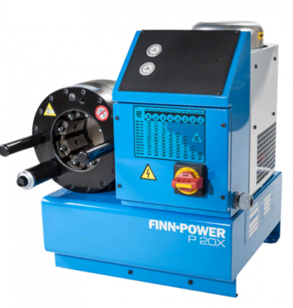 Обжимной станок для РВД Finn-Power P20Х