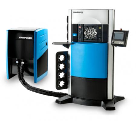 Пресс для серийного производства FINN-POWER 140 и 140S